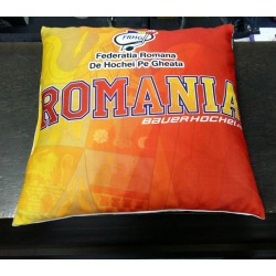 Pernă suporter România