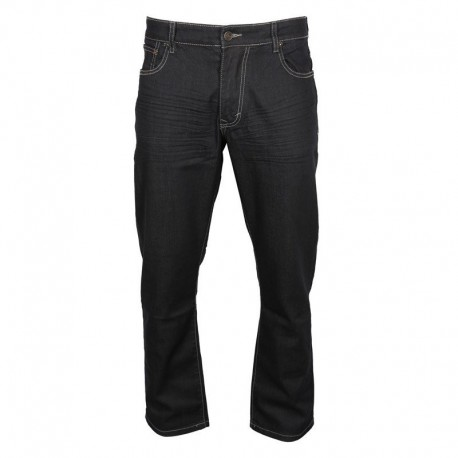 Bauer Relaxed Fit Raw Denim Jeans