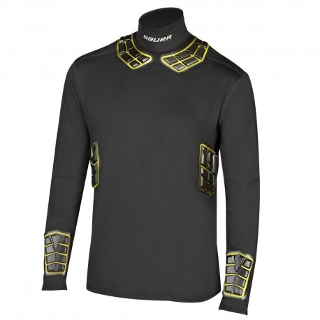 BAUER ELITE PADDED NECK SR top